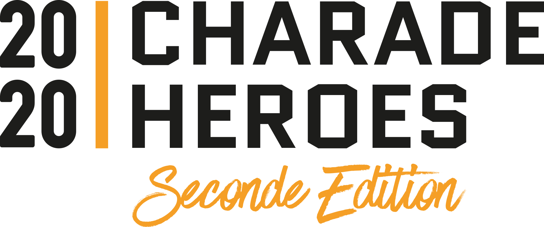 Charade Heroes • Seconde Edition • 26 & 27 Septembre 2020