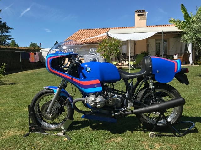 BMW R90 S RS4 -1973