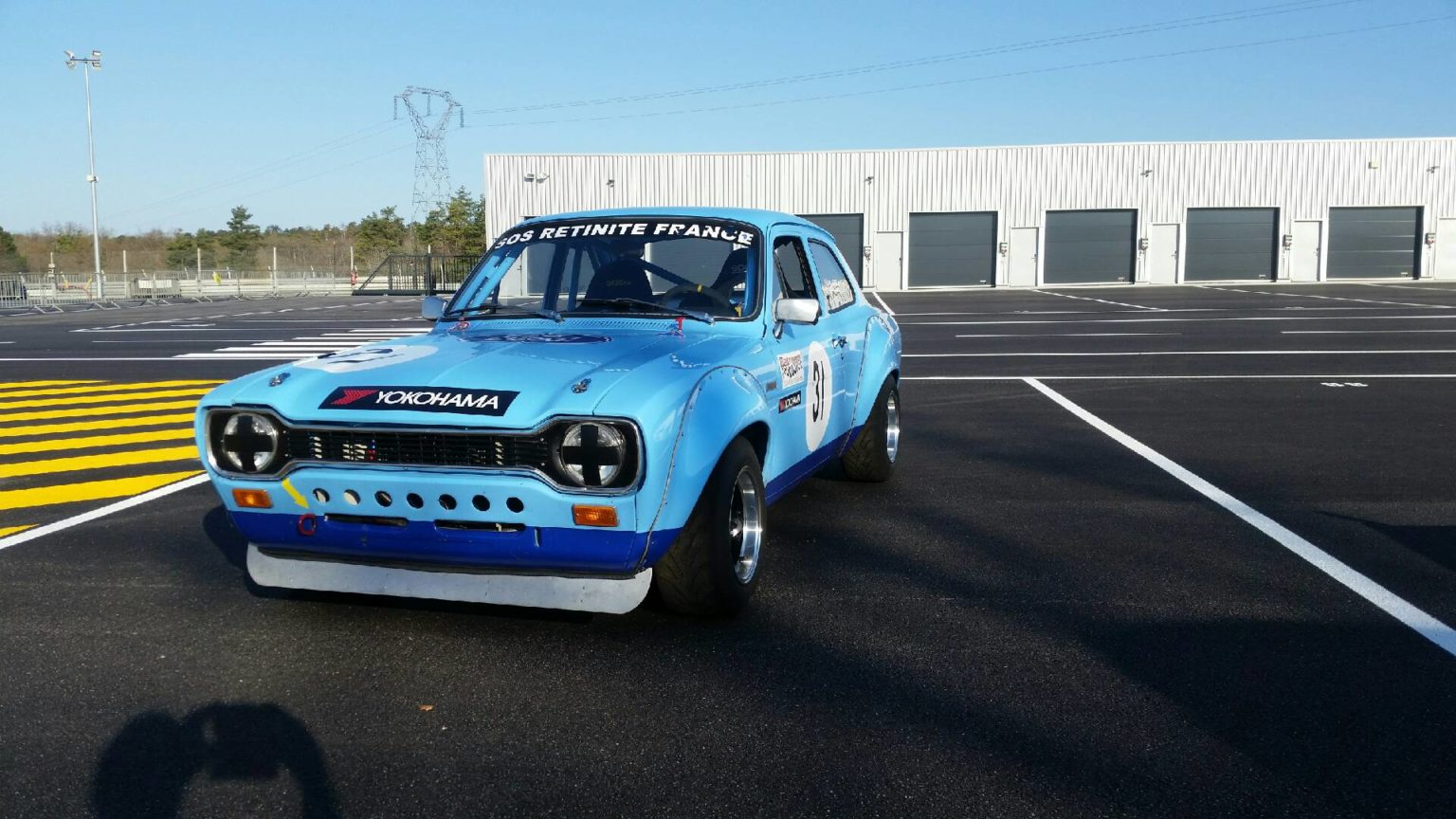 FORD ESCORT RS 1600 -1971