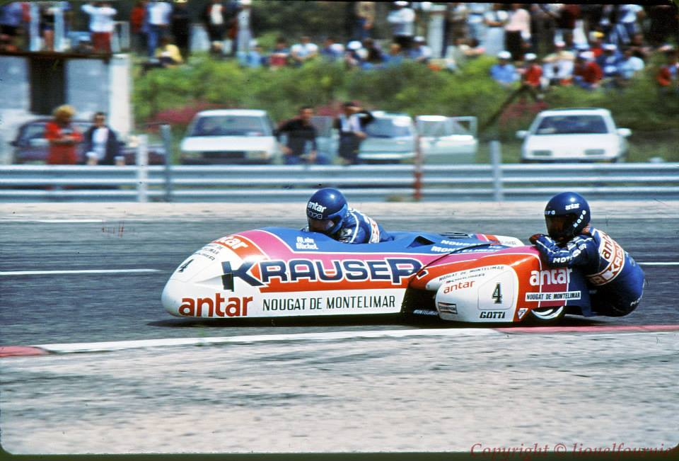 Side car LCR 500 – Philippe Guillaume