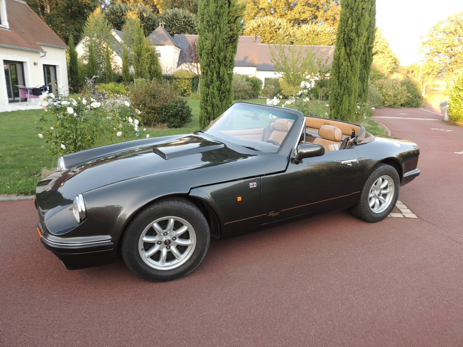 TVR S3 – 1990
